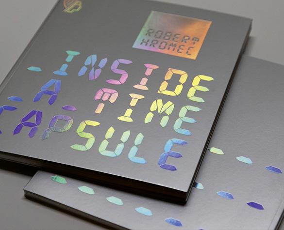 Book design, Róbert Hromec, Galéria Nedbalka, Nedbalka Gallery